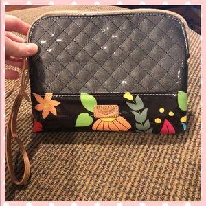 Handbags - Consuela clutch with wristlet